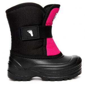 STONZ winterbootz, pink/black