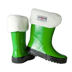 STONZ Rain Bootz, green