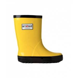 STONZ Rain Bootz, yellow