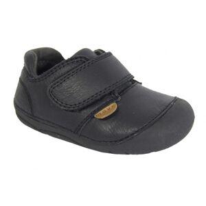 Move by Melton, Flex walker Velcro shoe, Black