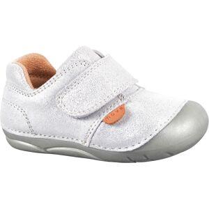 Move by Melton, Flex walker Velcro shoe, Silver