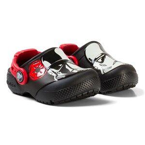 Crocs Fun Lab Stormtrooper Clogs Black 19-20 EU