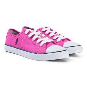 Ralph Lauren Pink Dyland Sneakers 36 EU