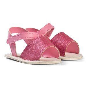 Mayoral Pink Glitter Sandals 16 (0-3 months)