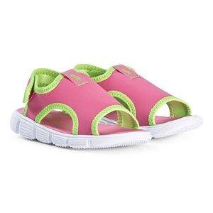 Ralph Lauren Stretch Neoprene Water Sandals with Pony Pink 30 (UK 12)