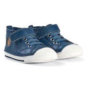 Shoo Pom Oki Pad Lace Shoes Blue 21 EU