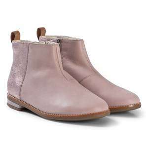 Clarks Drew Fun Boots Pink Combi Leather 30 (UK 12)