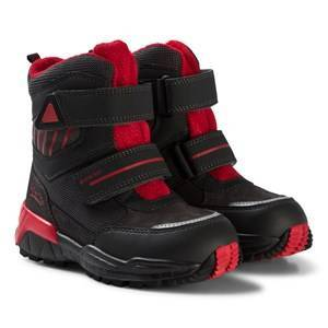 Superfit Grey and Red Culusuk Boots 28 EU