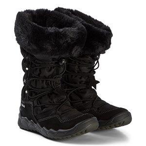 Primigi Black Waterproof Goretex Snow Boots 27 (UK 9)