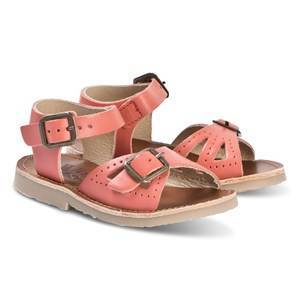 Young Soles Coral Leather Pearl Sandals 21 (UK 4.5)