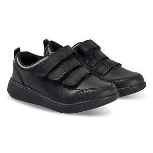 Clarks Scape Sky Shoes Black Leather 24 (UK 7)