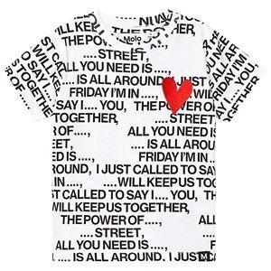 Molo Road T-Shirt Love Song 104 cm (3-4 r)