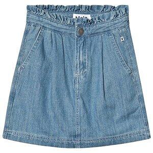 Molo Beth Denim Skirt Washed Blue 110/116 cm