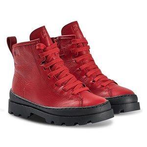 Camper Brutus Boots Red 35 (UK 2.5)