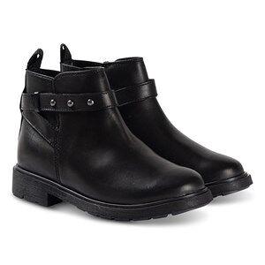 Clarks Astrol Soar Ankle Boots Black Leather 36 (UK 3.5)