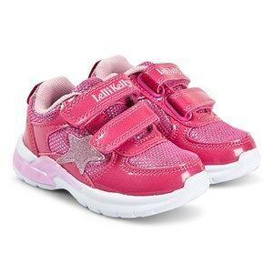 Lelli Kelly Mirka Lights Sneakers Fuchsia 22 (UK 5.5)