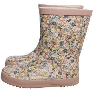 Wheat yttertøy Wheat gummistøvler til barn, multi flowers