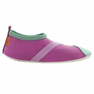FitKicks FitKids Barn Purple