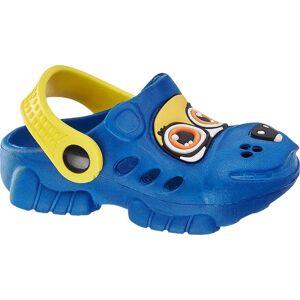 Bobbi-Shoes Clogs 20M,22M,24M Blå unisex