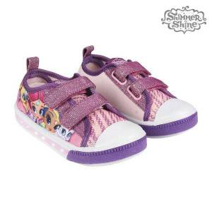 Shimmer and Shine Casual Shoes with LEDs Shimmer and Shine 73624 Purple - 26