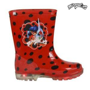 Lady Bug Children's Water Boots with LEDs Lady Bug 72767 - 25