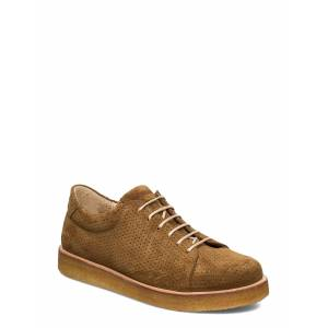 ANGULUS Shoes - Flat - With Lace Skor Casual Brun ANGULUS