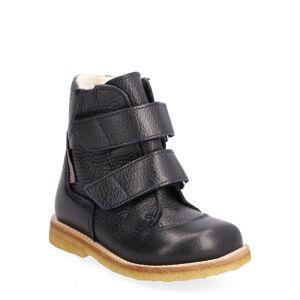 ANGULUS Boots - Flat - With Velcro Känga Stövel Blå ANGULUS