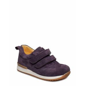 ANGULUS Shoes - Flat - With Velcro Sneakers Skor Lila ANGULUS
