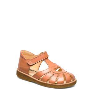 ANGULUS Sandal With Heart Detail Sandaler Rosa ANGULUS