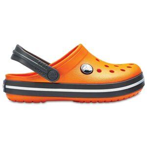 Crocs Kids Crocband Clog Orange