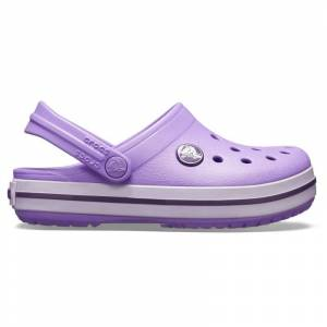 Crocs Kids Crocband Clog Lila