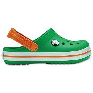 Crocs Kids Crocband Clog Grön