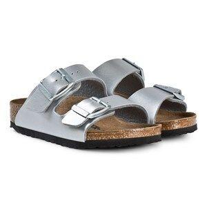 Birkenstock Arizona Slip-On Sandaler Silver Barnskor 29 (UK 11)