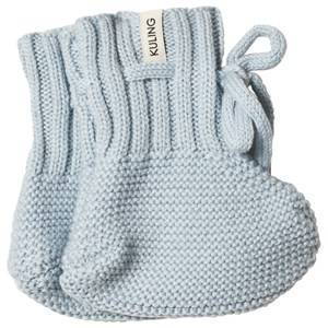 Kuling Ull Tossor Blå Barnskor 12-24 Months