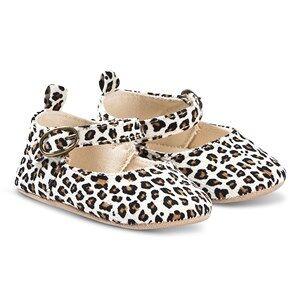 GAP Leopard Tossor Oatmeal Barnskor 18-24 mån