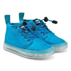 Pop Shoes Stanley Puffer Sneakers Blå Barnskor 33 EU