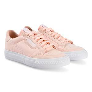 adidas Originals Continental Vulc Sneakers Rosa Barnskor 37 1/3 (UK 4.5)
