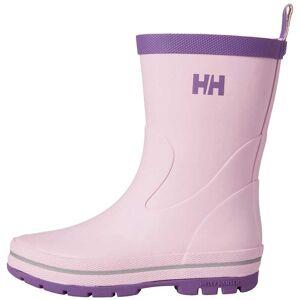 Helly Hansen Kids Midsund 3 Waterproof Rubber Boots   Hh Se US Y1/EU 31 Pink