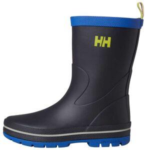 Helly Hansen Kids Midsund 3 Waterproof Rubber Boots   Hh Se 24 Navy