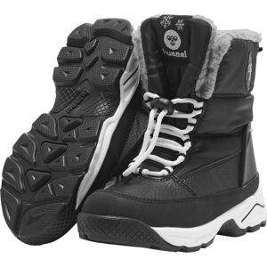 Hummel Snow Boot Low Jr Vinterkänga, Black 36