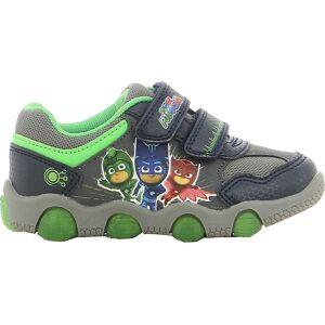 Pyjamashjältarna Blinkande Sneaker, Dark Grey 28