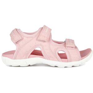 Bagheera Spirit Jr Sandal, Soft Pink/White 28