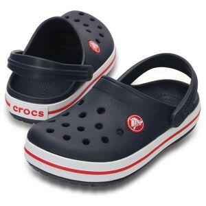 Crocs Crocband Clog, Navy/Red 28-29