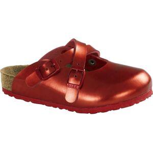 Birkenstock Dorian Kids Sandal, Metallic Red 31