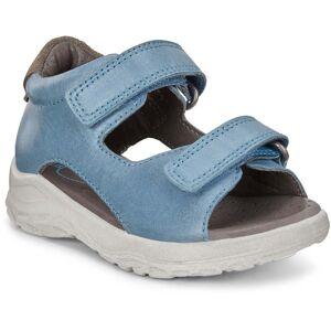 Ecco Peekaboo Sandal, Retro Blue 23