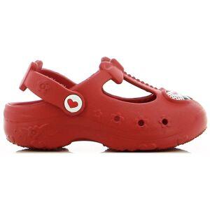 Disney Mimmi Pigg Clog, Red 27/28