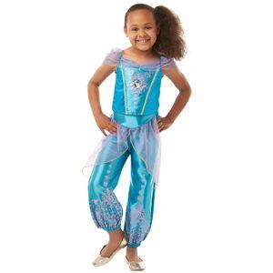 Vegaoo Jasmin kostume pige - 3-4 år (104 cm)