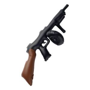 Smiffys Puhallettava Tommy Gun