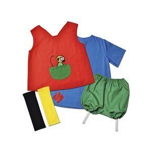 Micki Pippi Langstrømpe klær 4-6 år