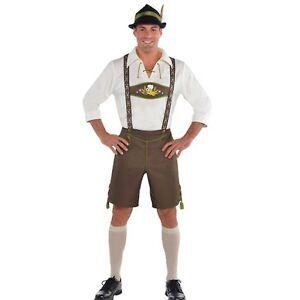 Amscan Oktoberfest kostyme for voksen Oktoberfest (babyer og barn, ...